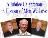 Jubilee - 50 years as Jesuits