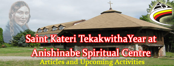Kateri Tekakwitha year at ASC
