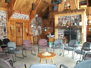meeting-room-Anishinabe Spiritual Centre - Retreat