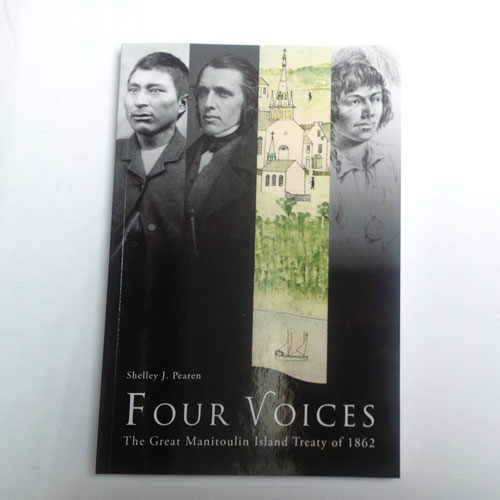 Book: Four Voices