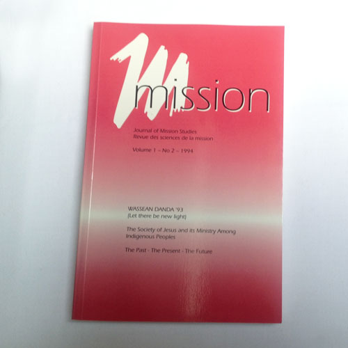 Book: Mission