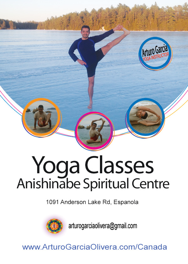 Yoga Classes Espanola Ontario